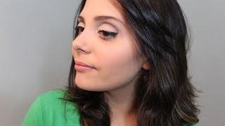 Tutorial de Maquiagem: Neutro e Simples!