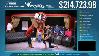 "getlinkyoutube.com-Ryan does ""the Lift"" to Meg - RT Extra Life 2015"
