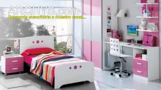 getlinkyoutube.com-Decoración de dormitorios para niñas entre 11 y 13 años. Cuartos para chicas
