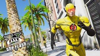 getlinkyoutube.com-GTA 5 PC - Professor Zoom VS Daniel West ! 2 Reverse Flash (Ultimate Flash Mod)
