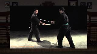 getlinkyoutube.com-Bokken Training Drill To Practice Distance for Katana Sword Strikes and Blocks