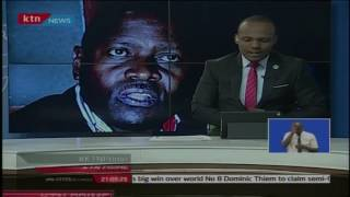 KTN Prime Full Bulletin with Ben Kitili - 12th January 2017