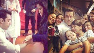 getlinkyoutube.com-Inside Video: Salman Khan's Rakshabandhan Celebrations With Sister Arpita Khan
