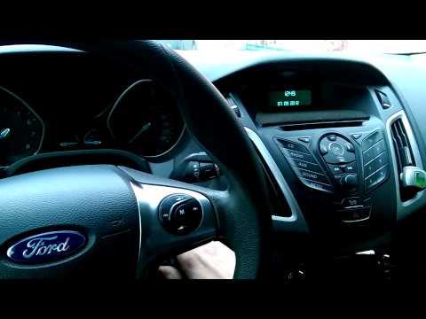 Ford Focus 3 не заводится, не вкл зажигание