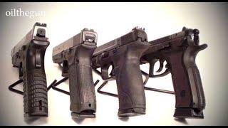 getlinkyoutube.com-XDM vs Glock vs M&P vs CZ - 9mms