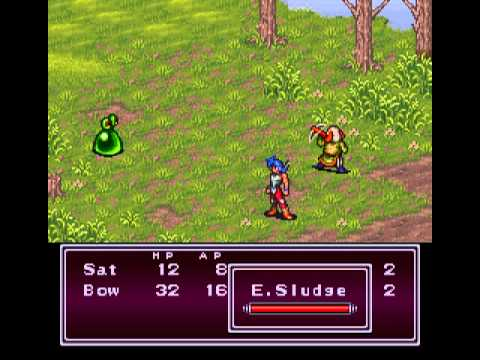 Breath of Fire II - Breath of Fire II (SNES) - Vizzed.com Play - User video