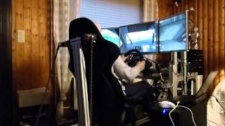 getlinkyoutube.com-DIY Simracing Motion Rig