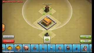 getlinkyoutube.com-clash of clans town hall 3 war base (no labratory)