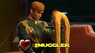 getlinkyoutube.com-SWTOR: Smuggler flirts and romances