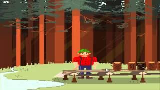Caribou Bill - Unity Arcade Game, HD