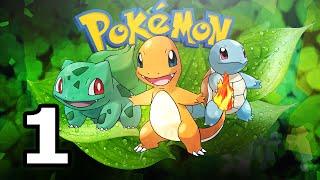 getlinkyoutube.com-Pokemon Leaf Green Walkthrough Part 1 - No Commentary Playthrough