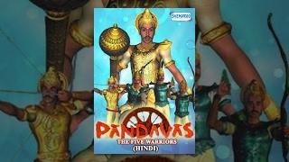 getlinkyoutube.com-Pandavas The Five Warriors (Hindi) - Popular Animated Movie for Kids