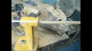 getlinkyoutube.com-arqueria - flechas em madeira -trefiladeira