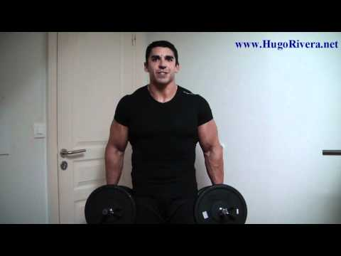 Biceps Workout: 7-Min Biceps Workout with Dumbbells at Home