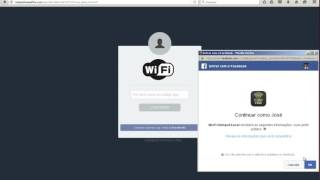 getlinkyoutube.com-HotSpot Mikrotik Login Facebook