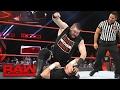 Sami Zayn vs. Kevin Owens: Raw, Feb. 20, 2017