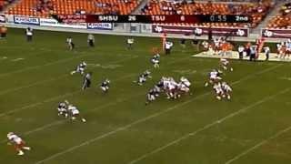 getlinkyoutube.com-Football: Sam Houston State 50, Texas Southern 6 (Highlights)