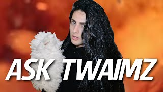 getlinkyoutube.com-I'M STILL BEING HAUNTED AND I AM TAYLOR SWIFT?! - ASK TWAIMZ