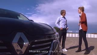 getlinkyoutube.com-Alain Prost's Talisman test-drive // Alain Prost teste Renault TALISMAN