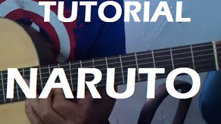 getlinkyoutube.com-Tutorial Guitar/Violão Música triste Naruto -loneliness