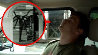 15 Real Slenderman Caught On Camera