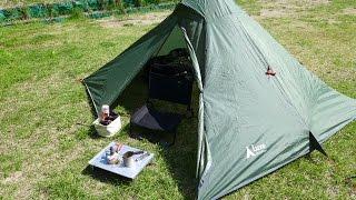 getlinkyoutube.com-ソロキャンプを楽しもう。 ホットサンドデイキャンプ ①