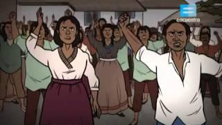 """La """"gran rebelión"""" de Túpac Amaru"""