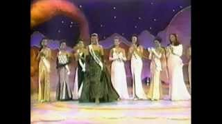 Miss Universe 1995 Video