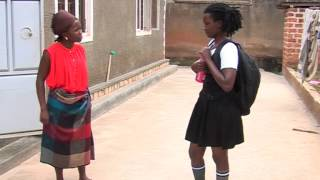 getlinkyoutube.com-Even Foolish questions are questions. Kansiime Ann