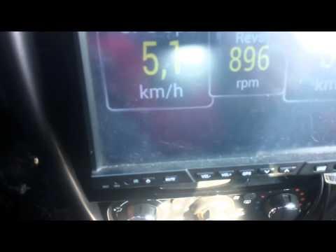 Движение на 1-ой передаче без нажатие педалей газа и сцепления Рено Дастер 2л МКПП прошивка 5.1 RSW