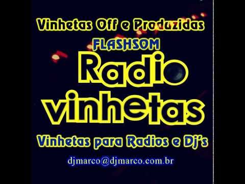 Vinhetas para Radios e Djs Off e produzidas
