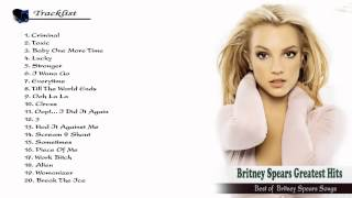 getlinkyoutube.com-Britney Spears Greatest Hits Full Album 2015   Best songs of Britney Spears Playlist