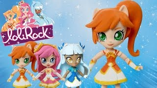 How To Make Auriana LoliRock With MLP Mini Doll Tutorial | Start With Toys