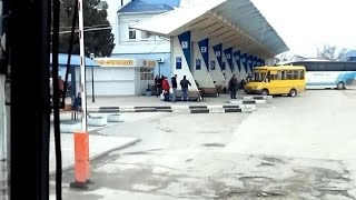 Евпатория ул. Чепаева - Автовокзал 1 апреля 2015