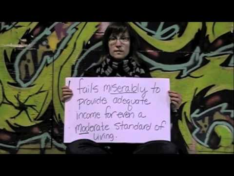 Aboriginal Poverty in Canada
