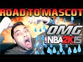 Road To Mascot Ep. 2! ITS RAINING IN THE PARK! Brown Mamba CANT MISS!