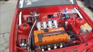 Zender Motorsport Opel Corsa C20XE in Madness Motorsport