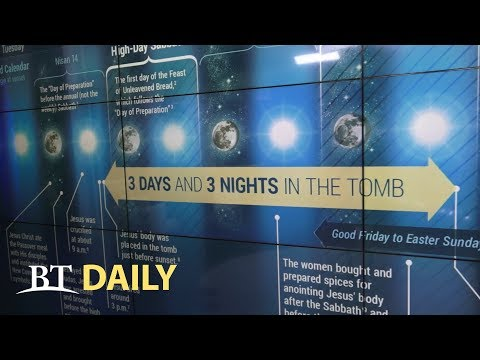 BT Daily: Did Jesus Christ Teach Easter?