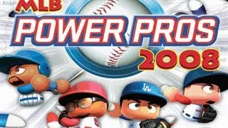 CGRundertow MLB POWER PROS 2008 for Nintendo Wii Video Game Review view on youtube.com tube online.