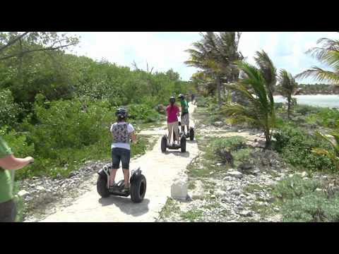 Thumbnail image for 'Jungle Segway Tour in Mexico - an Eco-Hula Women Empowerment Eco-Adventure - Part 6'