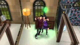 getlinkyoutube.com-Sims FreePlay - I Am A Superstar [Teen Idol Mansion Video]