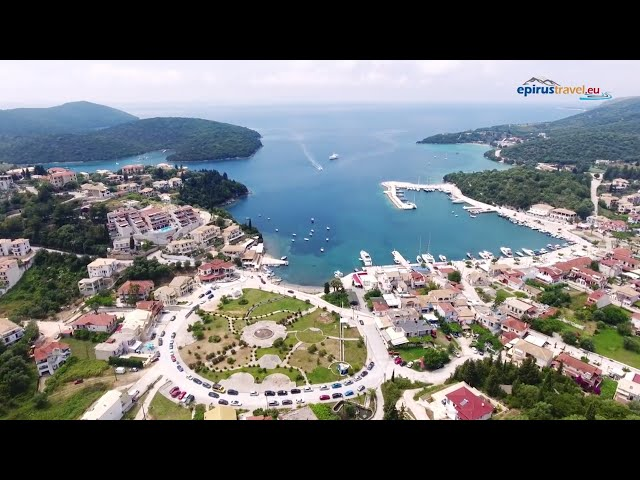 Sivota Thesprotias Flight