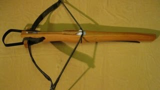 Construction manual crossbows -  Bauanleitungen Armbrust - 十字弓