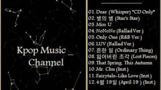getlinkyoutube.com-[FULL Album] 에이핑크 (Apink) – Dear [The Special Album]