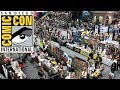 San Diego Comic Con 2017 Tour