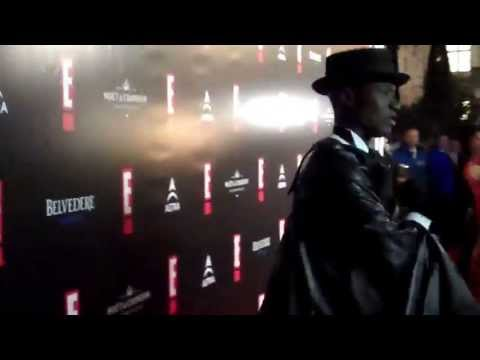 Papis Loveday attending the E Entertainment television launch 2011