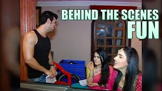Naagin Dance from the sets of Meri Ashiqui Tumse Hi