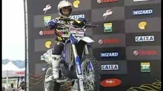 getlinkyoutube.com-Veja a volta vencedora de Joaninha na Copa Brasil - Motocross