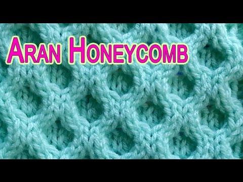 Classic Aran Honeycomb
