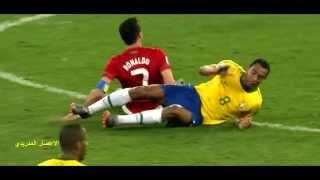 getlinkyoutube.com-كرستيانو رونالدو ضد البرازيل